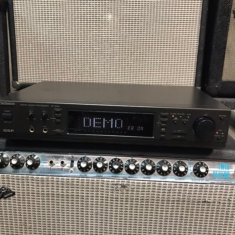 Technics Digital Sound Processor SH-GS91 SH-GE90