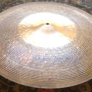 "Istanbul Mehmet 22"" 60th Anniversary Ride Cymbal w/ Rivets"