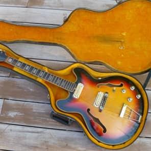 Vox Super Lynx Sunburst 1964