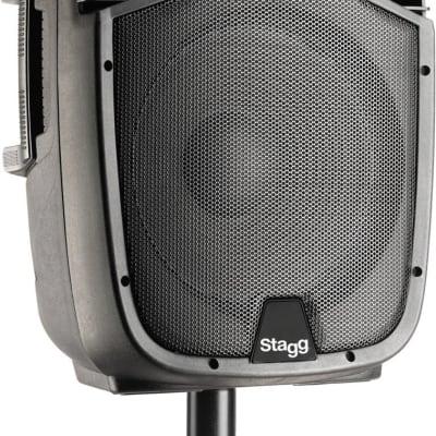 "Stagg 12"" 2-way 270 Watts Active Speaker Bi-Amplification - PMS12 US"