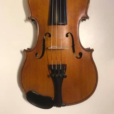 Fantastic sounding French 3/4 violin c1910,Trade-in quarantee, video!