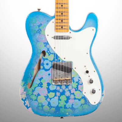 Fender Custom Shop Limited Edition '60s Relic Telecaster Electric Guitar (with Case) for sale