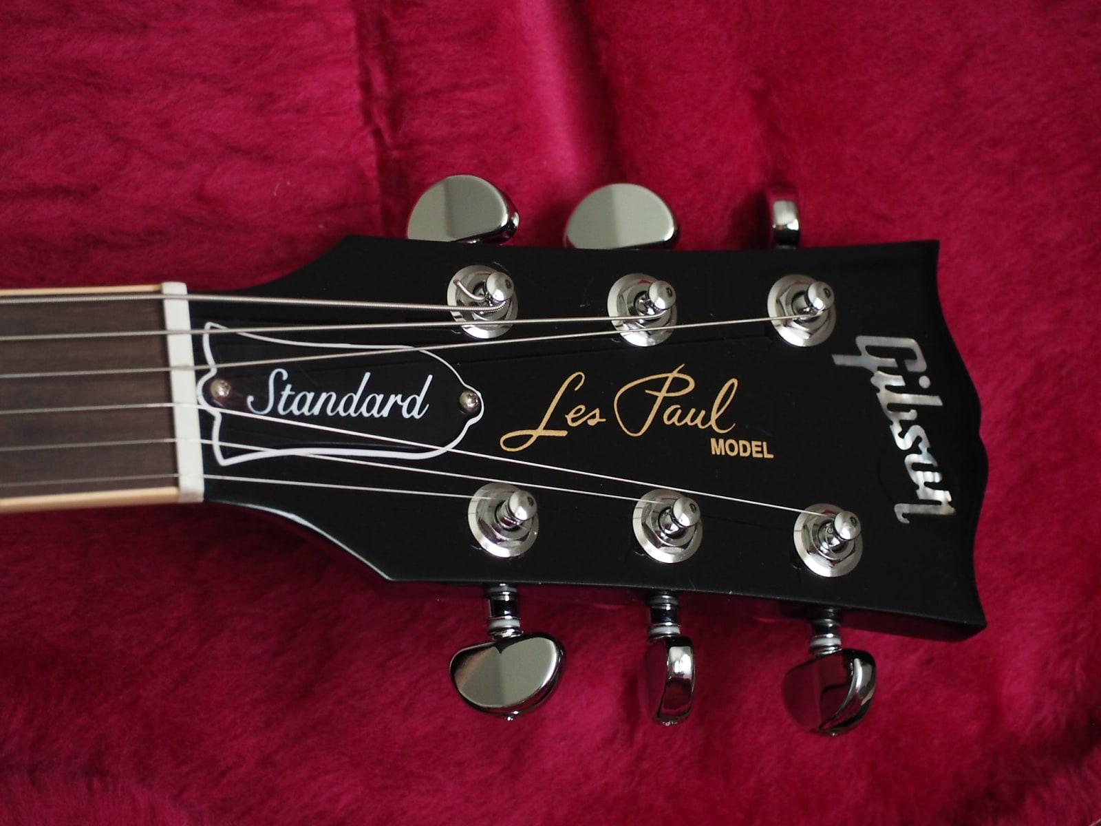 Gibson Les Paul Standard T 2017 Blueberry Burst DiMarzio DP100's