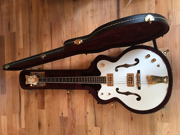 Gretsch G6136LSB White Falcon Bass 2006