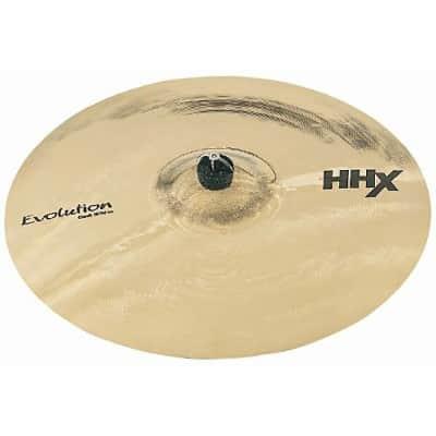 "Sabian 11906XEB HHX Evolution Crash Cymbal Brilliant Finish Medium Heavy 19"""