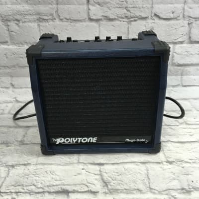 Polytone Mega-Brute Combo Amp for sale