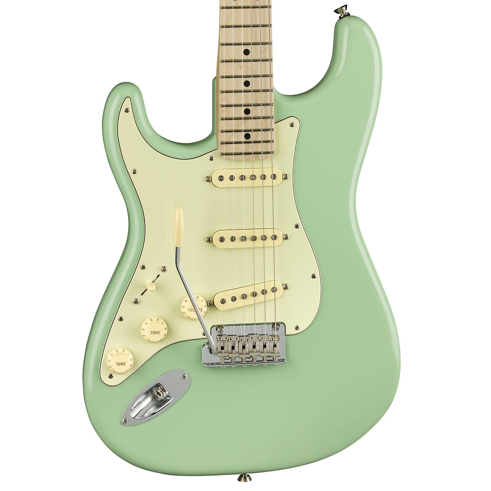 Fender Limited American Pro Stratocaster Lefty Surf Green Pre Order