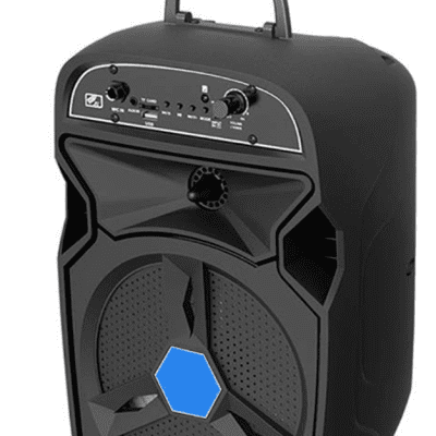 Green Audio Gas-q8 2020 black