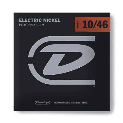 Dunlop DEN64 Performance+ Nickel Wound Electric Guitar String - 0.064