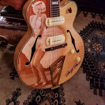 D'Angelico EX-59 Marilyn Monroe  2016 Maple for sale