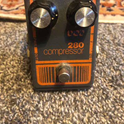 Vintage DOD 280 Compressor for sale
