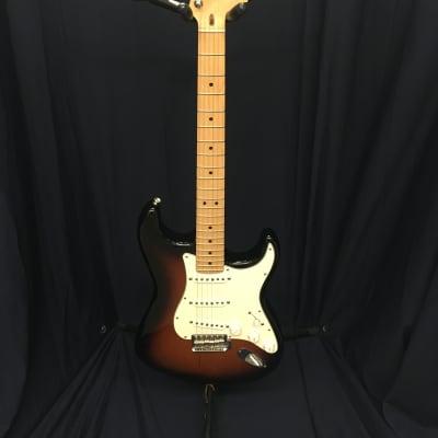 Fender American Special Stratocaster Sunburst with Bag for sale