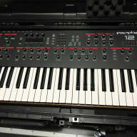 Dave Smith Instruments Prophet 12 2016 Black, Wood Grain