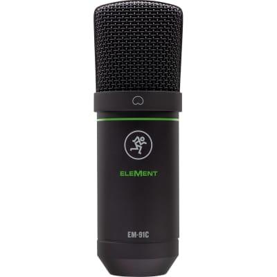 Mackie EM-91C EleMent Series Large Diaphragm Cardioid Condenser Microphone