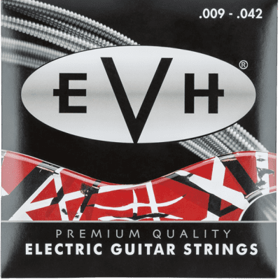 022-0150-042 EVH Premium Strings Electric Guitar .009 - .042 for sale