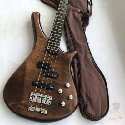 1994 Warwick Fortress One Natural Oil for sale