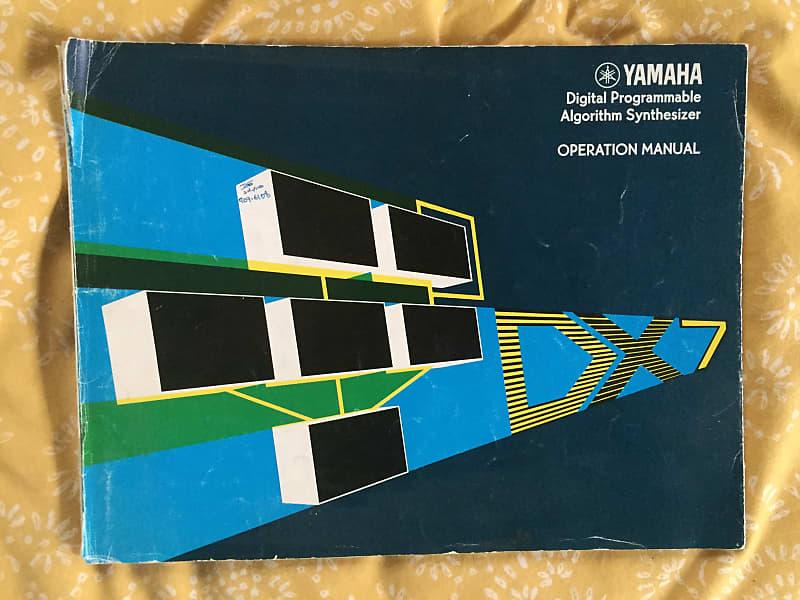 Yamaha dx7   cyborg studio.