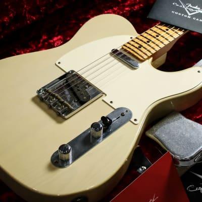 Fender Custom Shop 2011 Closet Classic Pine Telecaster Pro
