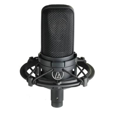 Audio-Technica AT4040 Large Diaphragm Cardioid Condenser Microphone
