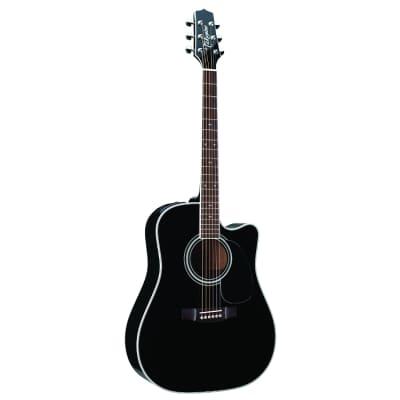 TAKAMINE EF341SC Black - Chitarra Acustica for sale