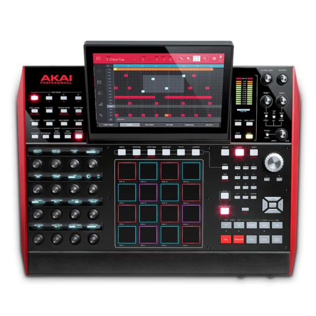 AKAI PROFESSIONAL MPC X Stand Alone Music Production Workstation image