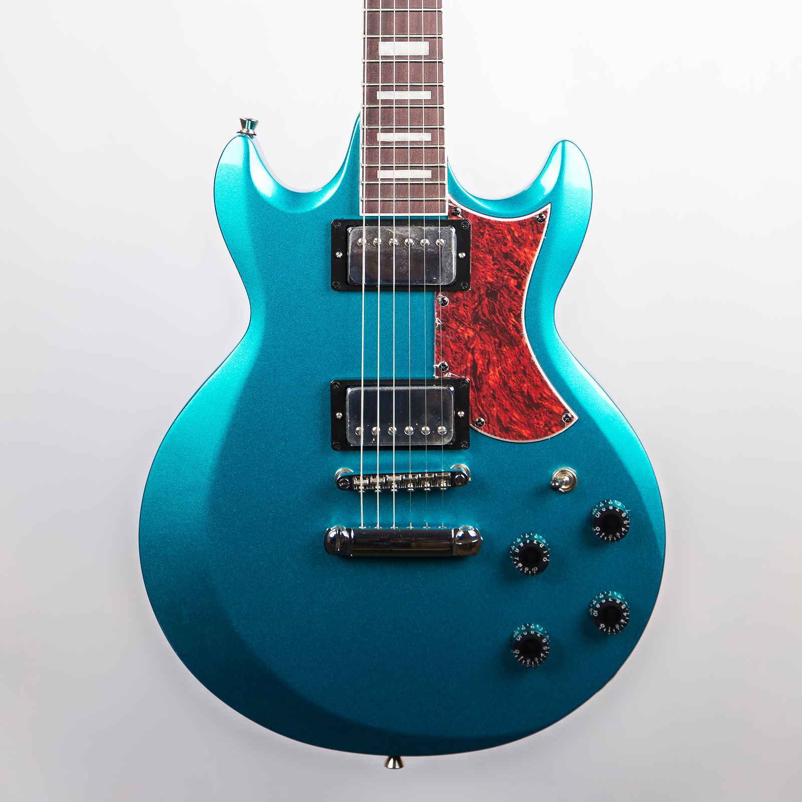 Ibanez Ax120 Electric Guitar In Metallic Light Blue