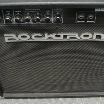 Rocktron Rampage 60 Bass Amp for sale