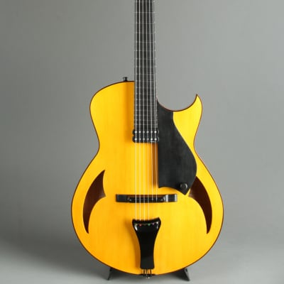 Marchione 15 inch Archtop Blond Shellac Finish for sale