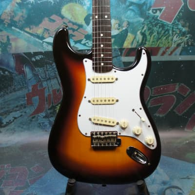 Fender Stratocaster '62 Reissue MIJ  ST-62 1993 Sunburst for sale