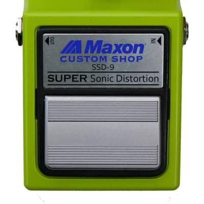 Maxon SSD-9 Custom Shop Super Sonic Distortion
