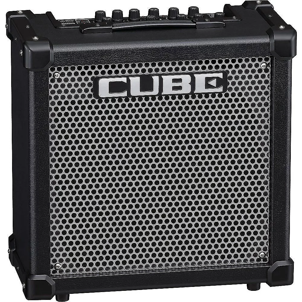 roland cube 40gx 40w 1x10 guitar combo amp reverb. Black Bedroom Furniture Sets. Home Design Ideas
