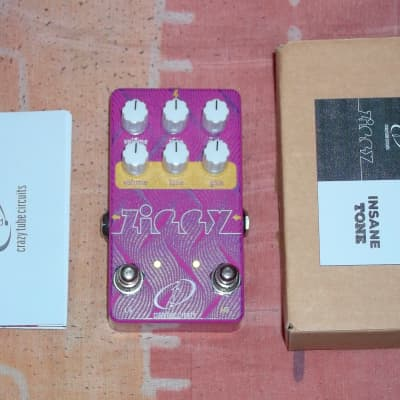 Crazy Tube Circuits Ziggy v2 overdrive Marshall in a Box