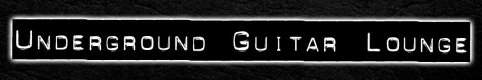 Underground Guitar Lounge