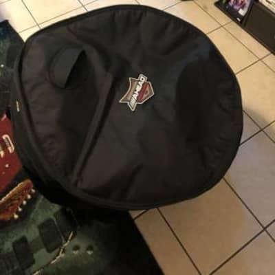 Ahead 24X18 Bass Drum Case Black