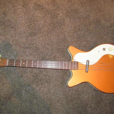 Danelectro DC Bass  1969  Tobacco for sale