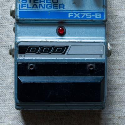DOD Stereo Flanger FX75-B for sale