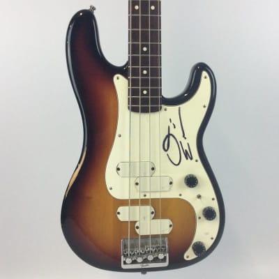 Used Fender American Elite II Precision Bass Sunburst for sale