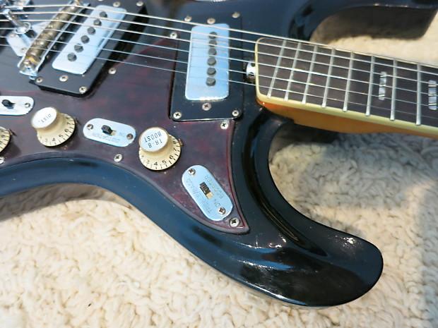 rare vintage 1967 vox v262 invader guitar good shape reverb. Black Bedroom Furniture Sets. Home Design Ideas