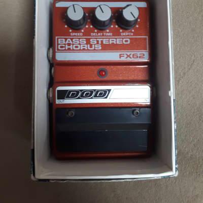 DOD FX62 Bass Stereo Chorus for sale