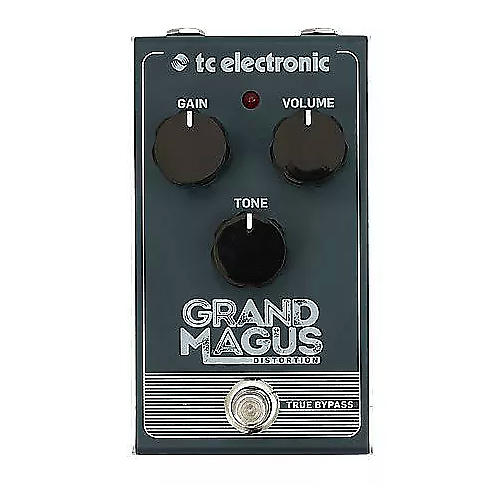 tc electronic grand magus analog distortion pedal reverb. Black Bedroom Furniture Sets. Home Design Ideas