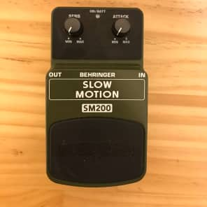 Behringer SM200 Slow Motion