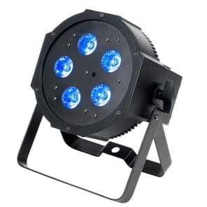 American DJ MEG456 Mega QPlus Go Battery Powered RGB+UV LED Wash Light