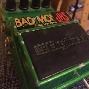 "JHS Digitech Bad Monkey Tube Overdrive w/ ""Monkey"" Mod"