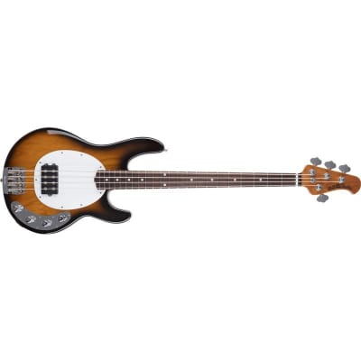 Music Man StingRay Special Bass, Maple/Rosewood, Vintage Tobacco for sale