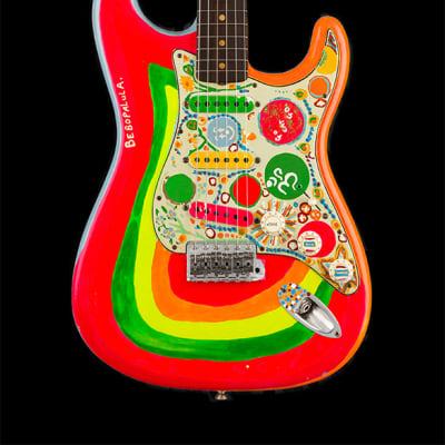 "Fender Custom Shop Paul Waller Masterbuilt LTD George Harrison ""Rocky"" Stratocaster (PRE-ORDER)"