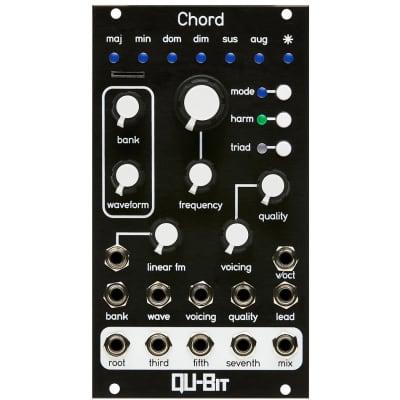 Qu-bit Chord v2 - Black