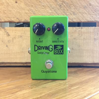 Guyatone PS-103 Driving Box Compressor