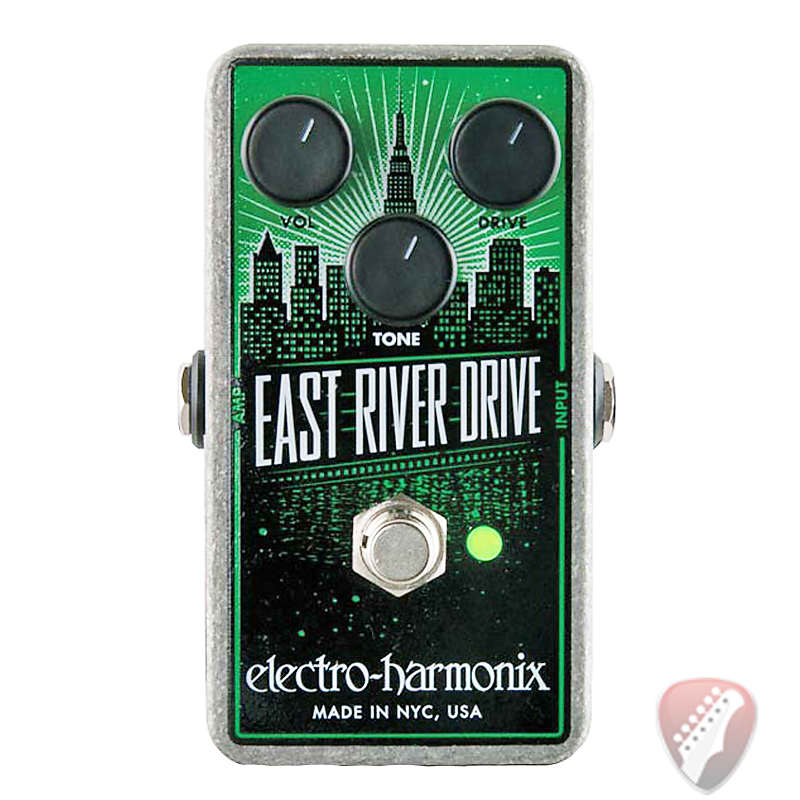 Electro-Harmonix EHX East River Drive Overdrive | Reverb