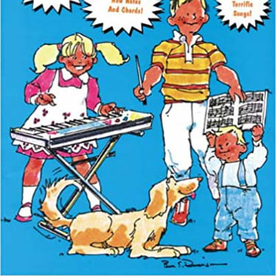 Hal Leonard E-Z Play Today Kid's Keyboard Course - Book 2