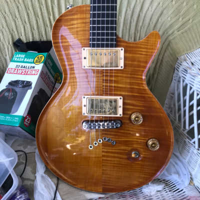 BENAVENTE  2K CUSTOM  2003 Sunburst Flame Maple for sale